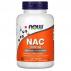 NAC,précurseur de Glutathion 600 mg, 100 capsules végétales