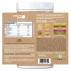 NATURE ZEN Essentials Protéines végétales saveur Café 450g