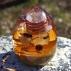 Auraspirit oeuf ambre taille 2