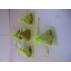 5 petits savon fait mains en sapin, épi ou bramboise