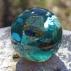 Auraspirit sphère chrysocolle