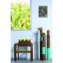 Kit 3 Totems décoratifs en bois de teck