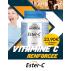Vitamine C renforcée - ester C - forme unique et brevetée 60 comprimés 2500mg
