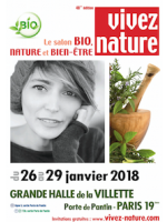 Salon Vivez Nature Paris (jan)
