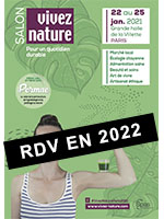 Salon Vivez Nature Paris