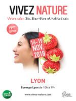 Salon Vivez Nature Lyon (nov)