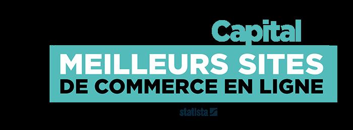 Palmarès Capital des meilleurs site de comemrce en ligne 2020