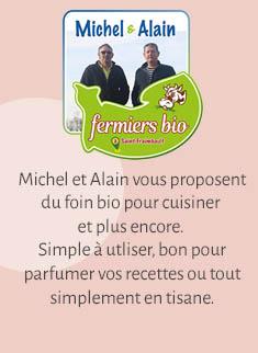 Michel & Alain - fermiés Bio