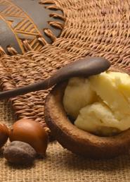 Cosmétiques au beurre de Karité