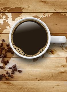 Cafés bio et équitables