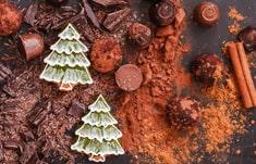 Chocolats et gourmandises de Noel